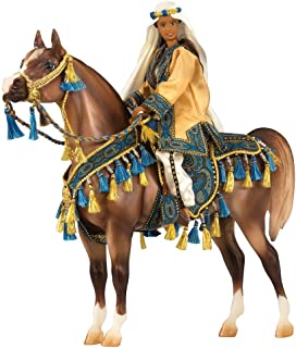 Breyer Arabian Horse and Rider Gift Set