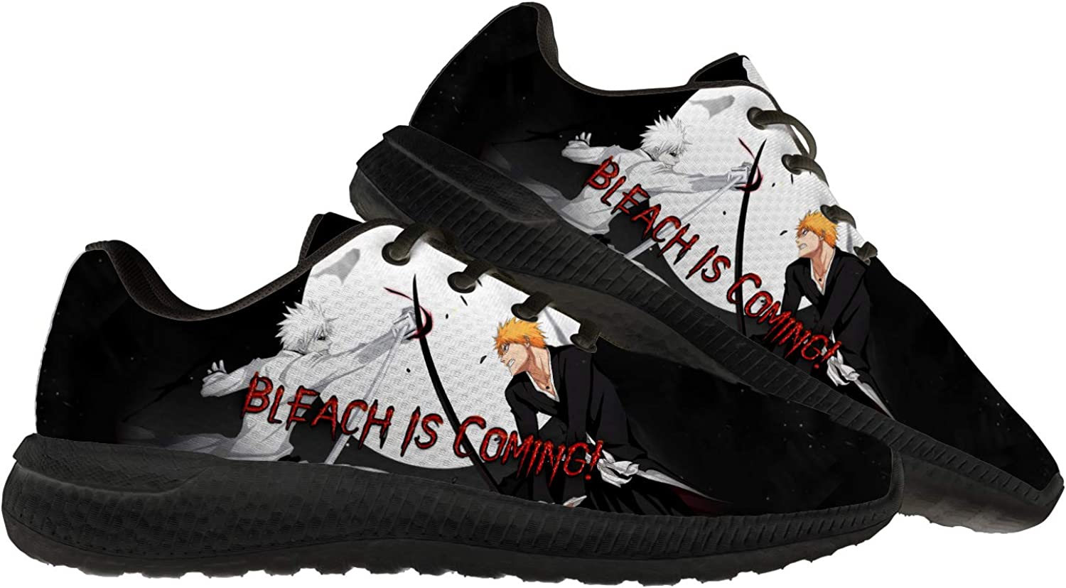 ADIGOW Japanese Anime Max 65% OFF Special price Shoes for Men Print Women Cosplay 3D