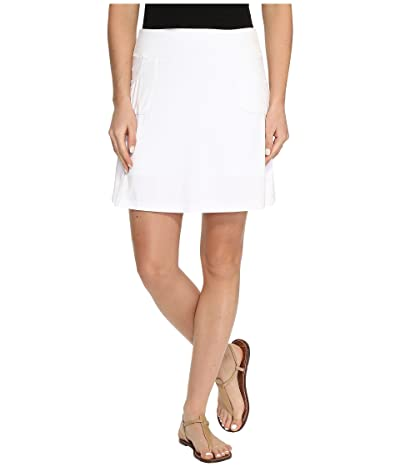Fresh Produce City Skort (White) Women