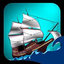 Dark Flag Sail War : The Pirate Ship Death Sea Mission - Gold