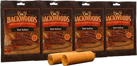 LEM Backwoods Hot Italian Sausage Kit