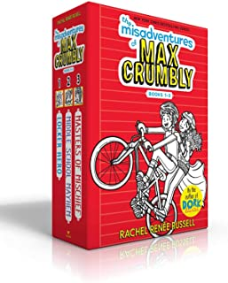 The Misadventures of Max Crumbly Books 1-3: The Misadventures of Max Crumbly 1; The Misadventures of Max Crumbly 2; The Mi...