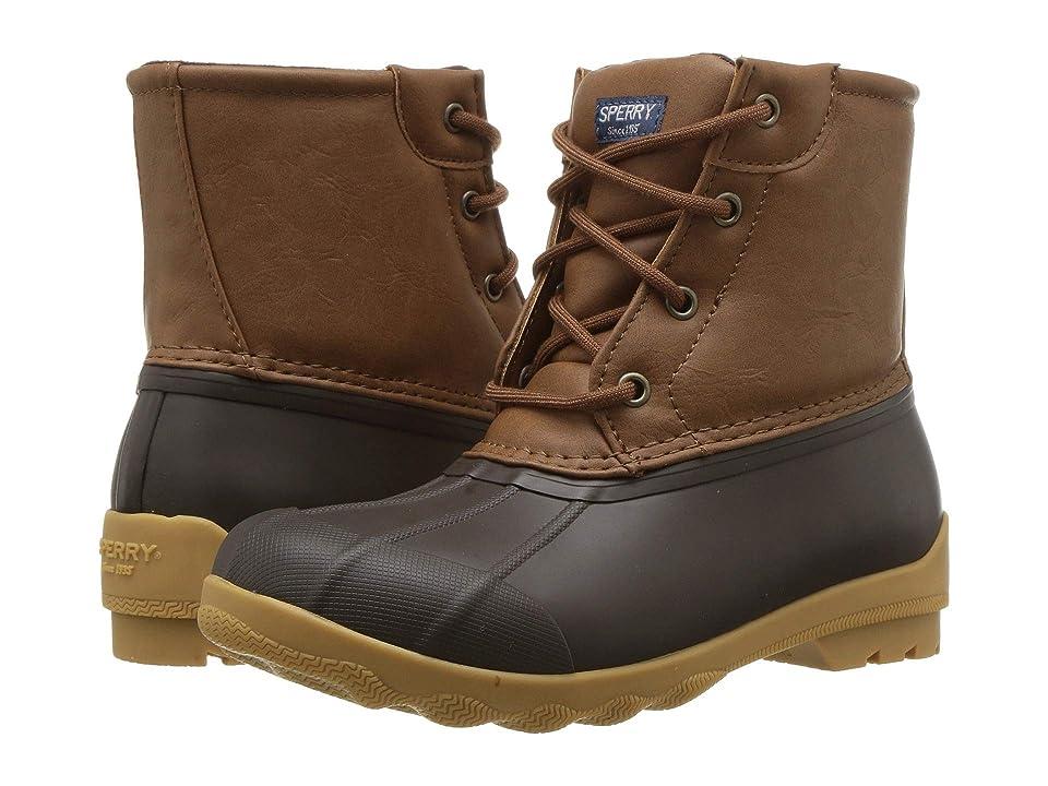 Sperry Kids Port Boot (Little Kid/Big Kid) (Tan/Brown) Boys Shoes