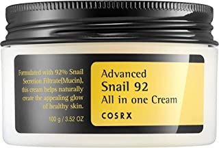 COSRX Advanced Snail 92 All In One Cream, 100g, 0.19 kg Pack of 1