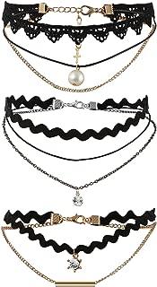 Amazon.es: JewelryWe - Collares y colgantes / Bisutería barata ...