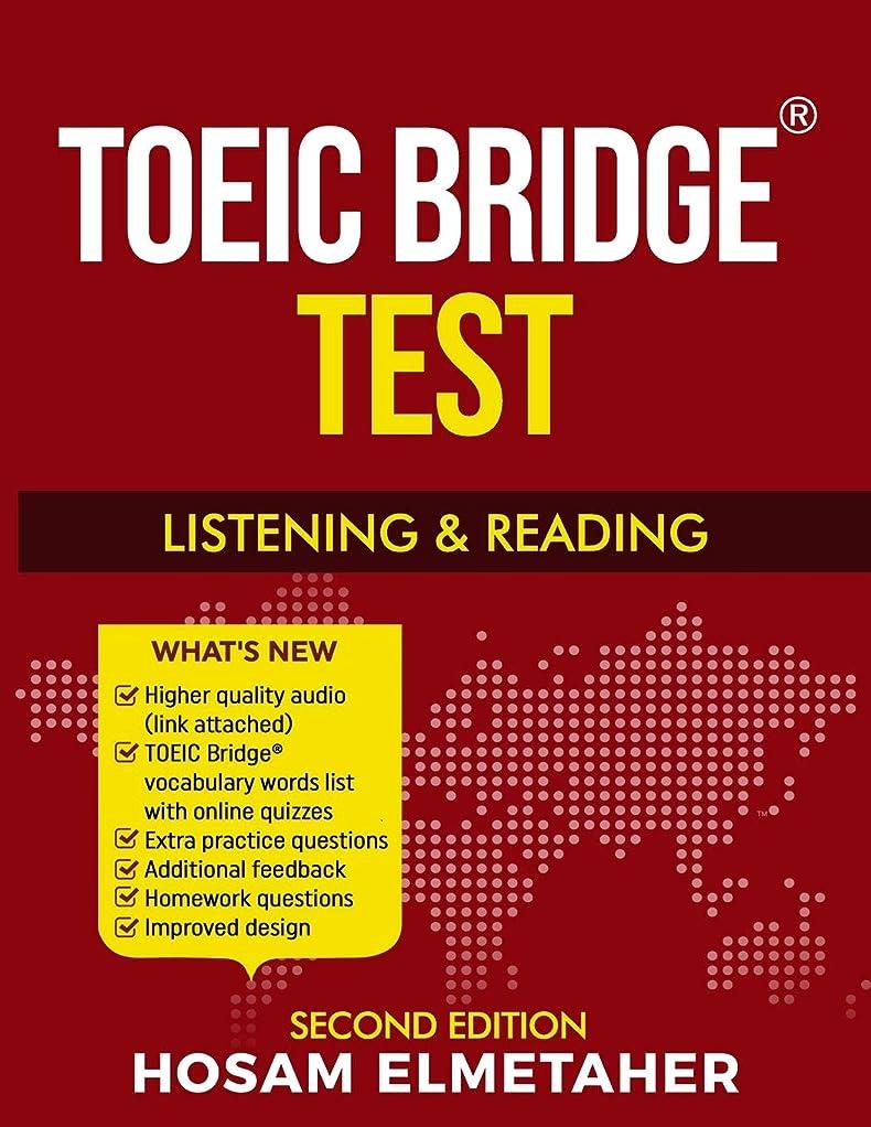 もっと少なく中断外観TOEIC BRIDGE? TEST: Listening & Reading (Second Edition)