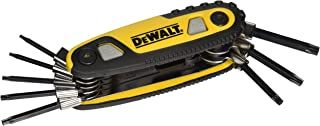 Dewalt Folding Hex Key Set