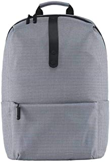 Xiaomi Mi Leisure Shoulder Backpack Waterproof Casual Bag SchoolBag Youth College Style up to 15.6 laptop inch Grey