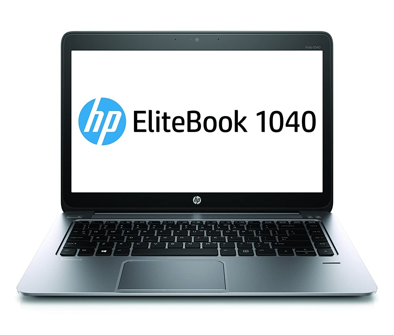 HP EliteBook Folio 1040 G1 14in Laptop Intel Core i5 4300U 1.90 GHz 4G Ram 128G SSD Windows 10 Pro (Renewed)
