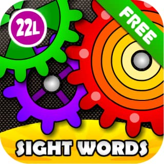 Sight Words Kids Reading Games & Flash Cards vol 1: Learn to Read - Learning Adventure for Preschool, Kindergarten and 1st Grade Boys and Girls by Abby Monkey® (aplicación Lite)