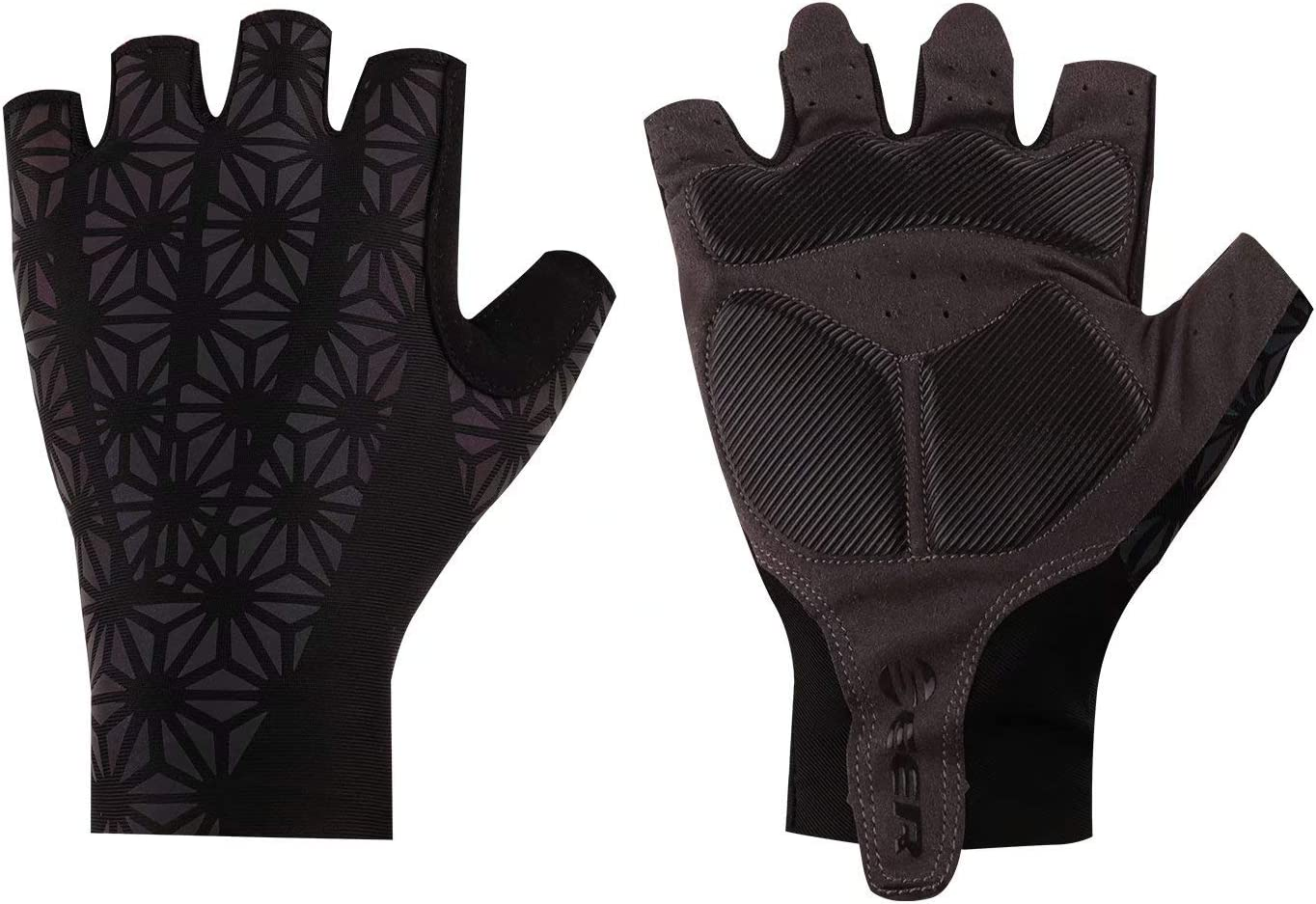 BOLANY Cycling Selling and selling Gloves Half Silicone Antiski Riding Finger 1 year warranty