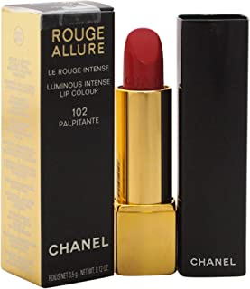 Chanel Rouge Allure Barra de labios #102-Palpitante 3.5 gr