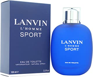 Lanvin Lhomme Sport - perfume for men, 100 ml - EDT Spray
