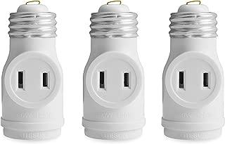 Best socket adapters light bulb Reviews
