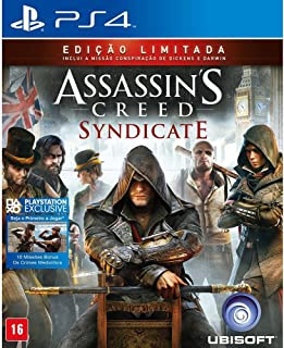 Assassin's Creed Syndicate By Ubisoft Region 2 - PlayStation 4