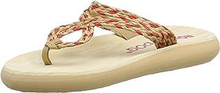 Rocket Dog Womens Sunglass Wavepool Natural Flip Flop Sandals Size 3