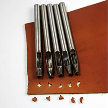 Springfield Leather Companys New Filigree Punches Oval Teardrop