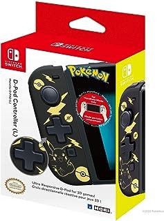 HORI D-Pad (Pikachu Black & Gold) for Nintendo Switch