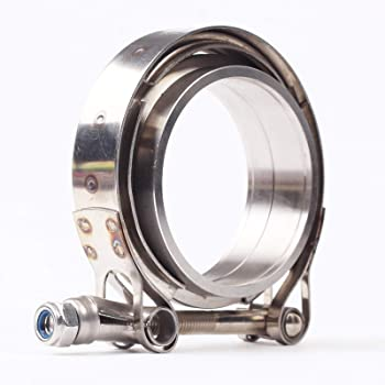 3.5 inch 89mm ID 304 Stainless V clamp