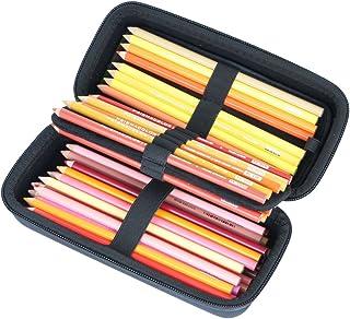 Duro Viajar Caso Cubrir para Prismacolor Premier Paquete lápices de Colores por co2CREA, Se Adapta