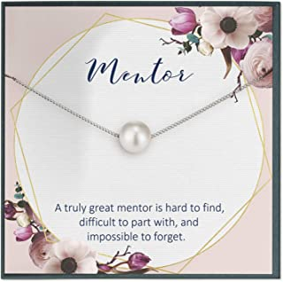 Grace of Pearl Mentor Gifts for Boss Gifts for Coworker Gifts for Retirement Gifts for Boss Leaving Gift for Coworker Going Away Gift