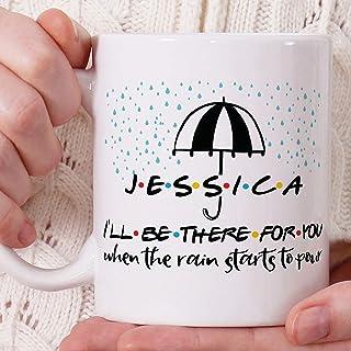 Personalized I`ll Be There For You Mug, Friends TV Show Mug, Friends Mug, Friend Gift