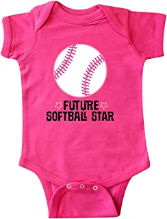 Future Softball Star Sports Infant Creeper