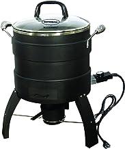 Masterbuilt MB23010809 Oil-Free Electric Turkey Fryer and Roaster, Black