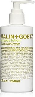 Malin + Goetz Rum Body Lotion, 8.5 Fl Oz