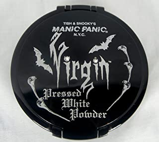 Virgin White Manic Panic Pressed Powder Compact
