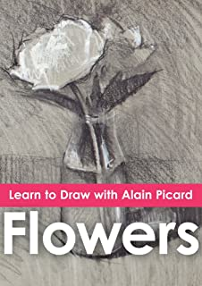 Learn to Draw with Alain Picard - Flowers