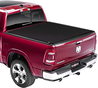 TruXedo Sentry CT Hard Rolling Truck Bed Tonneau Cover | 1546916 | fits 2009-2018, 2019 Classic Dodge Ram 1500/2500/3500, ...