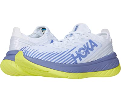 Hoka One One Carbon X-SPE (White/Blue Ice) Shoes
