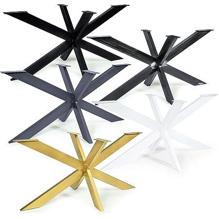 Pied de Table Spider 120x70x71 cm (d'or)