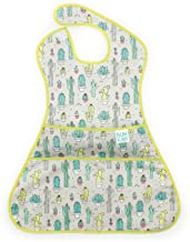 Bumkins SuperSized SuperBib, Oversized Baby Bib, Waterproof, Washable, Stain and Odor..