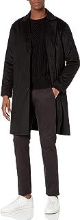 Nudie Unisex Ruben Deconstructed Coat Wool Blend Coat