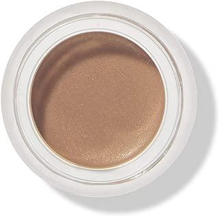 100% PURE Satin Eye Shadow (Fruit Pigmented), Bora Bora, Cream Eyeshadow, Shimmer, Long Lasting Eye Makeup, Vegan, Natural Makeup (Warm, Honey-Brown w/Gold Shimmer) - 0.17 Oz