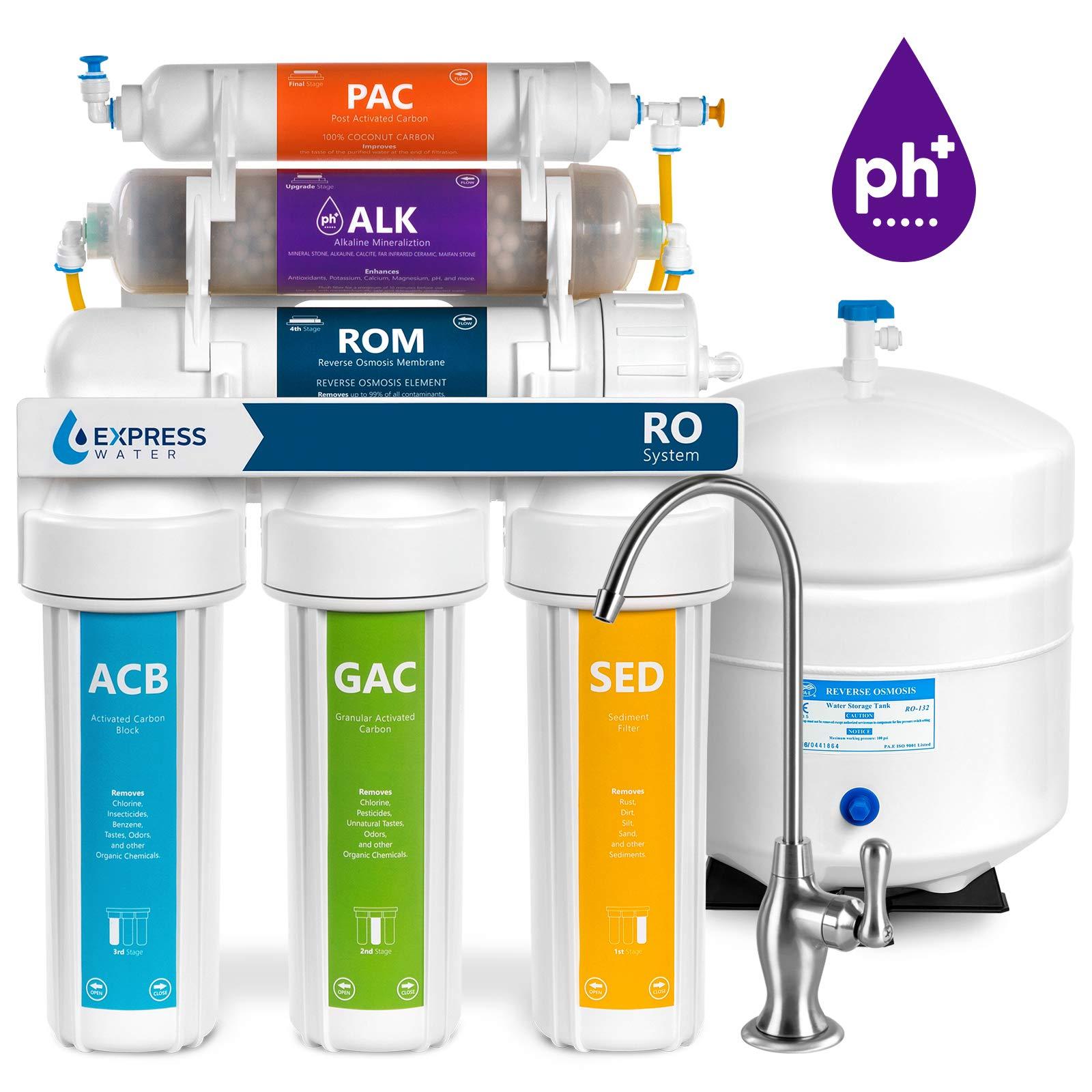 Express Water Alkaline Reverse Filtration
