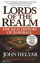 Best lords of the realm baseball book Reviews