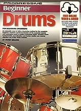 69165 - Progressive Beginner Drums - Book/Online Video & Audio