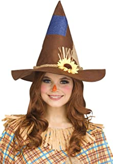 Fun World Sweet Scarecrow Hat-Standard