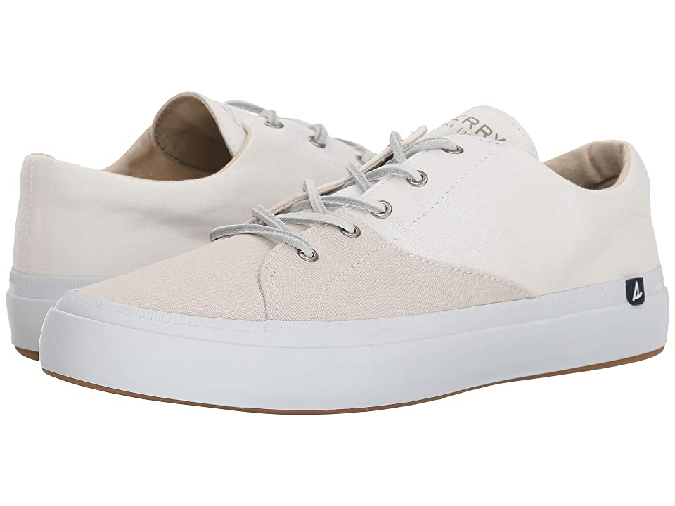 Sperry Haven Lace-Up (Stone/Light Grey) Men