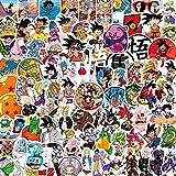 HUNSHA - Adesivi a forma di drago, motivo: Riman, Sun Kong, per cancelleria, per notebook e bagagli, impermeabili, adesivi decorativi
