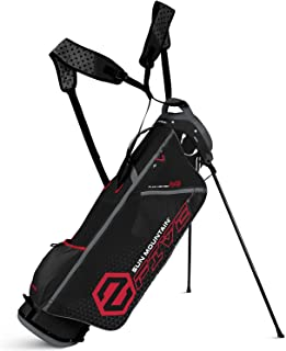 Sun Mountain 2 Five Golf Stand Bag Carry Two 5 2016 Black/Gunmetal/Red New