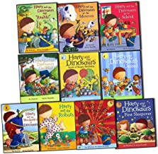 Harry and the Bucketful of Dinosaurs 10 Books Collection Pack Set By Ian Whyb...