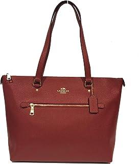 Coach Gllery Tote Shoulder Handbag (IM/1941 Red)
