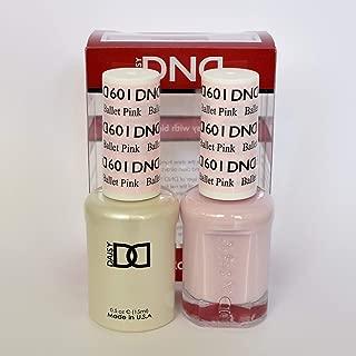 DND Gel and Matching Polish #601 Ballet Pink