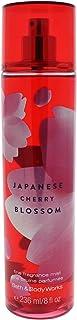 Bath & Body Works Japanese Cherry Blossom Fine Fragrance Mist - 236ml (8oz)