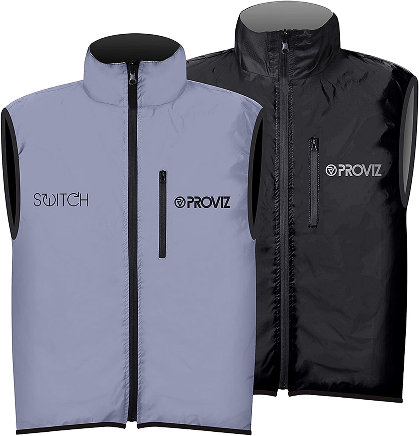 Proviz Safety and Miami Mall trust Men's Switch Cycling Vest