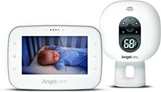 Angelcare Baby Video Monitor with 4.3